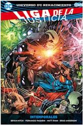 Libro Liga De La Justicia Vol. 3