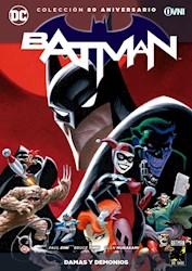 Papel Coleccion 80 Años Batman - Damas Y Demonios