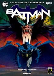 Papel Batman , Manbat. Coleccion Ochenta Aniversario