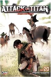 Papel Attack On Titan Vol. 20