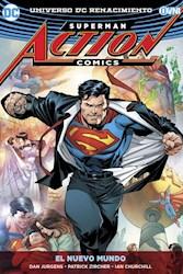 Libro Sueperman Action Comic Vol. 4