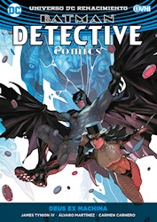 Papel Batman Detective Comics Vol.4 -Deus Ex Machina