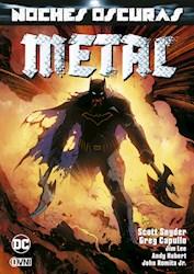 Papel Noches Oscuras, Metal  Vol.1