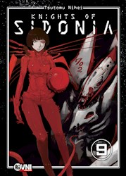 Libro Knights Of Sidonia Vol. 9