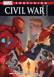 Libro Excelsior : Civil War Ii