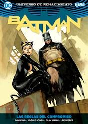 Papel Batman Vol.5, Las Reglas Del Murcielago