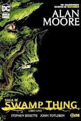 Papel Saga De Swamp Thing Libro Uno