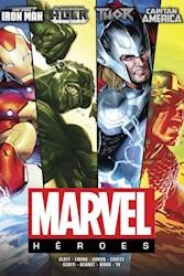 Papel Marvel Héroes Vol.3