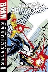 Papel Spider Man, La Saga Del Traje Negro Vol.3