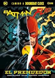 Libro Batman / Flash: El Prendedor