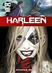 Libro Black Label - Harleen