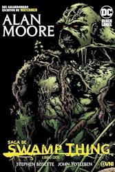 Libro Saga De Swamp Thing Libro Dos