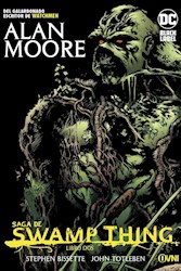Papel Saga De Swamp Thing Libro Dos, Dc Black Label