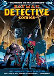 Papel Detective Comics Vol. 5 - Un Lugar Solitario Para Vivir