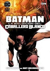 Papel Batman, La Maldicion Del Caballero Blanco