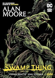 Papel Saga De Swamp Thing Libro Tres
