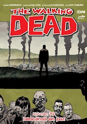 Papel The Walking Dead 32 - Descansa En Paz
