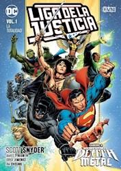 Papel Liga De La Justicia Vol.1