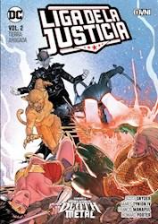 Papel Liga De La Justicia, Tierra Ahogada