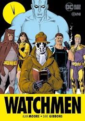 Papel Watchmen  - Tercera Edicion- Tapa Blanda