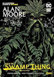Papel Saga Swamp Thing Libro Cuatro