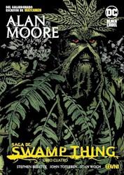 Papel Saga Swamp Thing Libro Cuatro