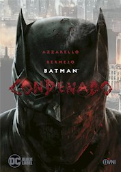 Libro Batman Condenado 2$
