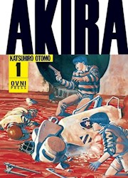 Libro Akira Vol  1