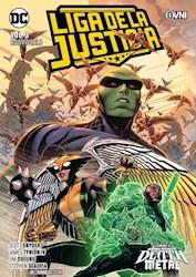 Papel Liga De La Justicia Vol 3