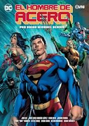 Libro Superman El Hombre De Acero