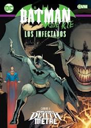 Papel Batman Que Rie, Los Infectados