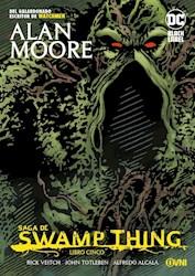 Papel Saga De Swamp Thing Libro Cinco