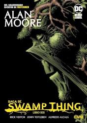 Papel Saga De Swamp Thing Libro Seis
