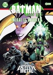 Libro Batman Que Rie: Emerge El Infierno
