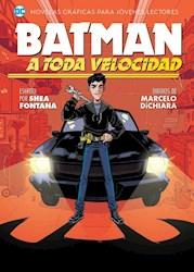Libro Batman A Toda Velocidad