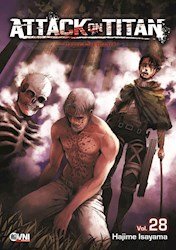 Papel Attack On Titan Vol.28
