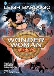 Libro Wonder Woman Guerrera