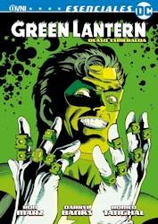 Papel Green Lantern Ocaso Esmeralda, Col. Esenciales Dc