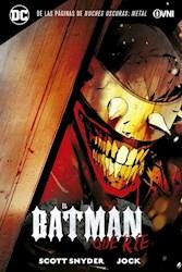 Libro El Batman Que Rie (2 Edicion)