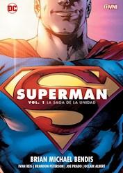 Libro Superman Vol .1 La Saga De La Unidad