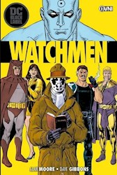 Papel Watchmen -Edicion Tapa Blanda-