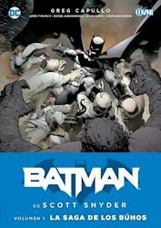 Papel Batman De Scott Snyder Vol.1
