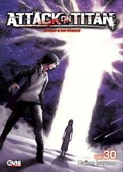 Libro Attack On Titan Vol 30