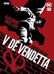 Papel V De Vendetta Edicion Deluxe