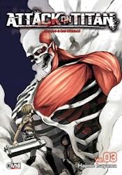 Libro Attack On Titan Vol 3