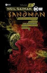 Libro Sandman Vol 1 :Preludios Y Nocturnos (Segunda Edicion)