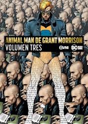 Papel Animal Man De Grant Morrison Vol.3 - Final-