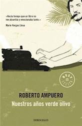 Libro Nuestros A'Os Verde Olivo