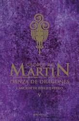 Papel Cancion De Hielo Y Fuego V - Danza De Dragones