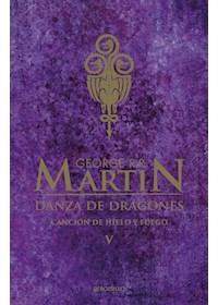 Papel Danza De Dragones (Cancion De Hielo Y Fuego V)